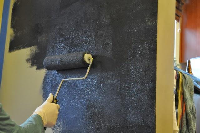 Pareti Lavagna Magnetica : La vernice magnetica e la pittura lavagna strane idee