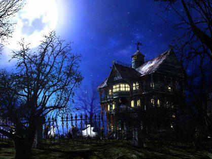 Idea per Halloween: la casa dell'orrore fai da te!