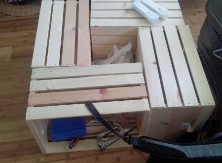 Tutorial: costruire un tavolino da salotto fai da te