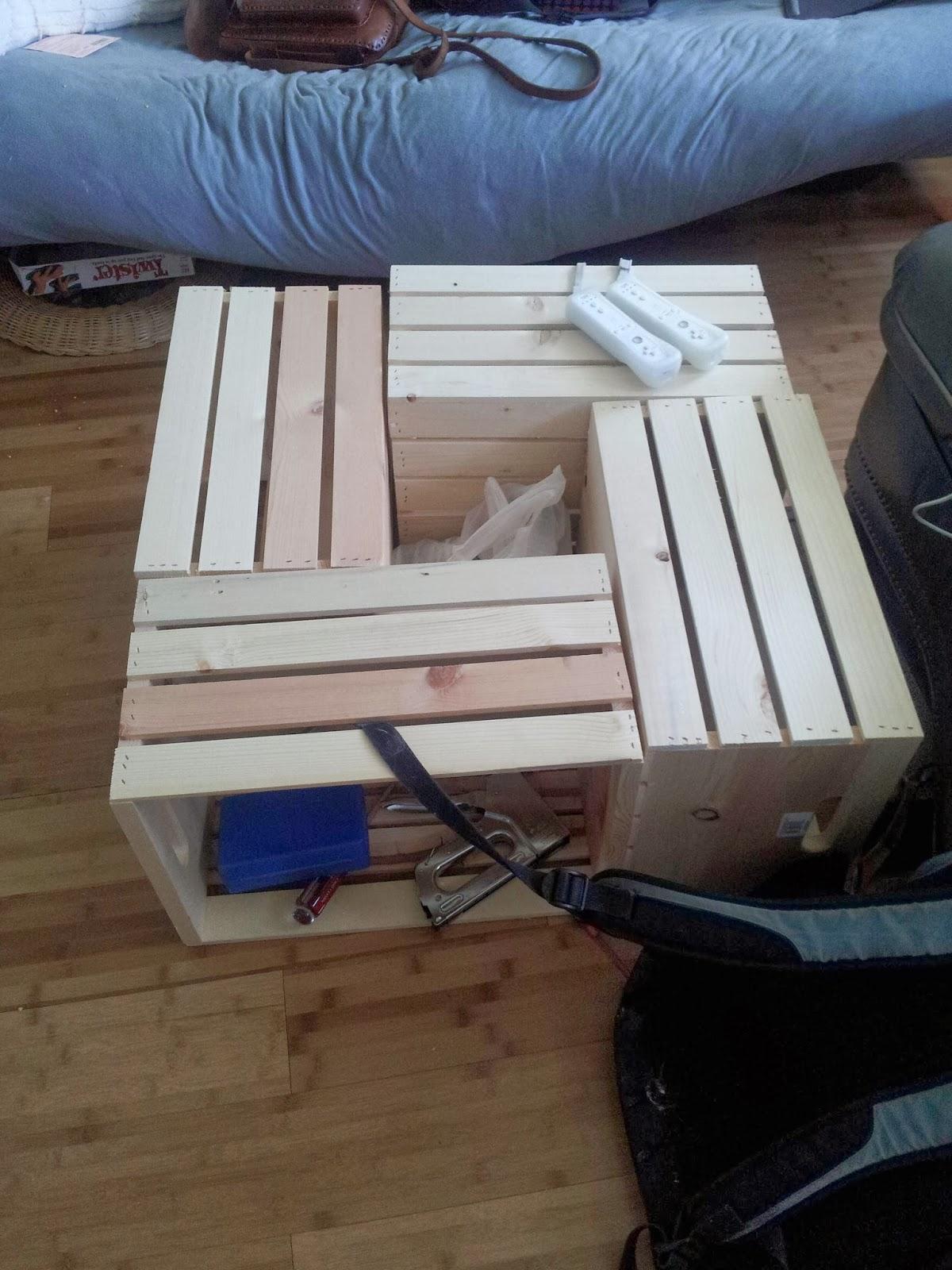 Tutorial costruire un tavolino da salotto fai da te - Costruire tavolino ...