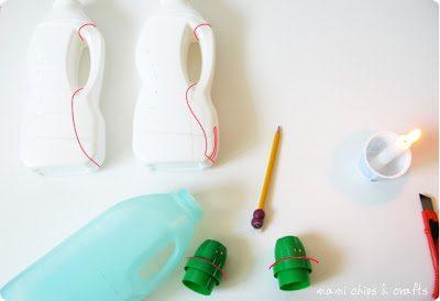 Tutorial: come costruire dei giocattoli da spiaggia fai da te