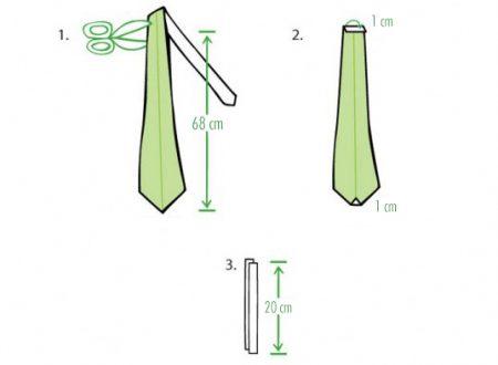 Tutorial: come creare una tracolla fai da te per macchina fotografica con una vecchia cravatta